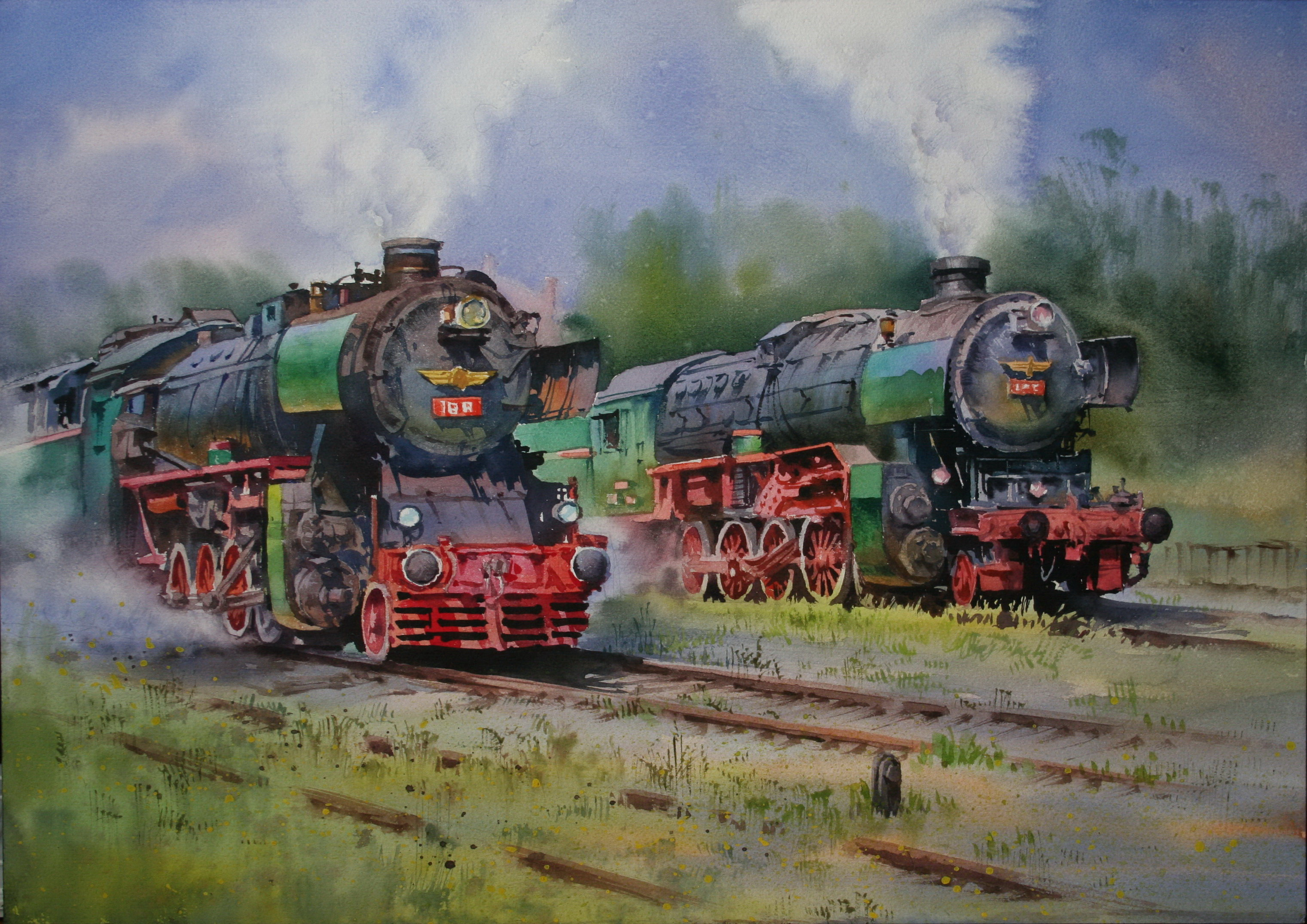 Steam Engines