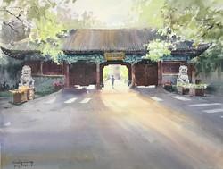 Campus of Peking University (4)