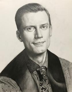 Pencil portrait (5)