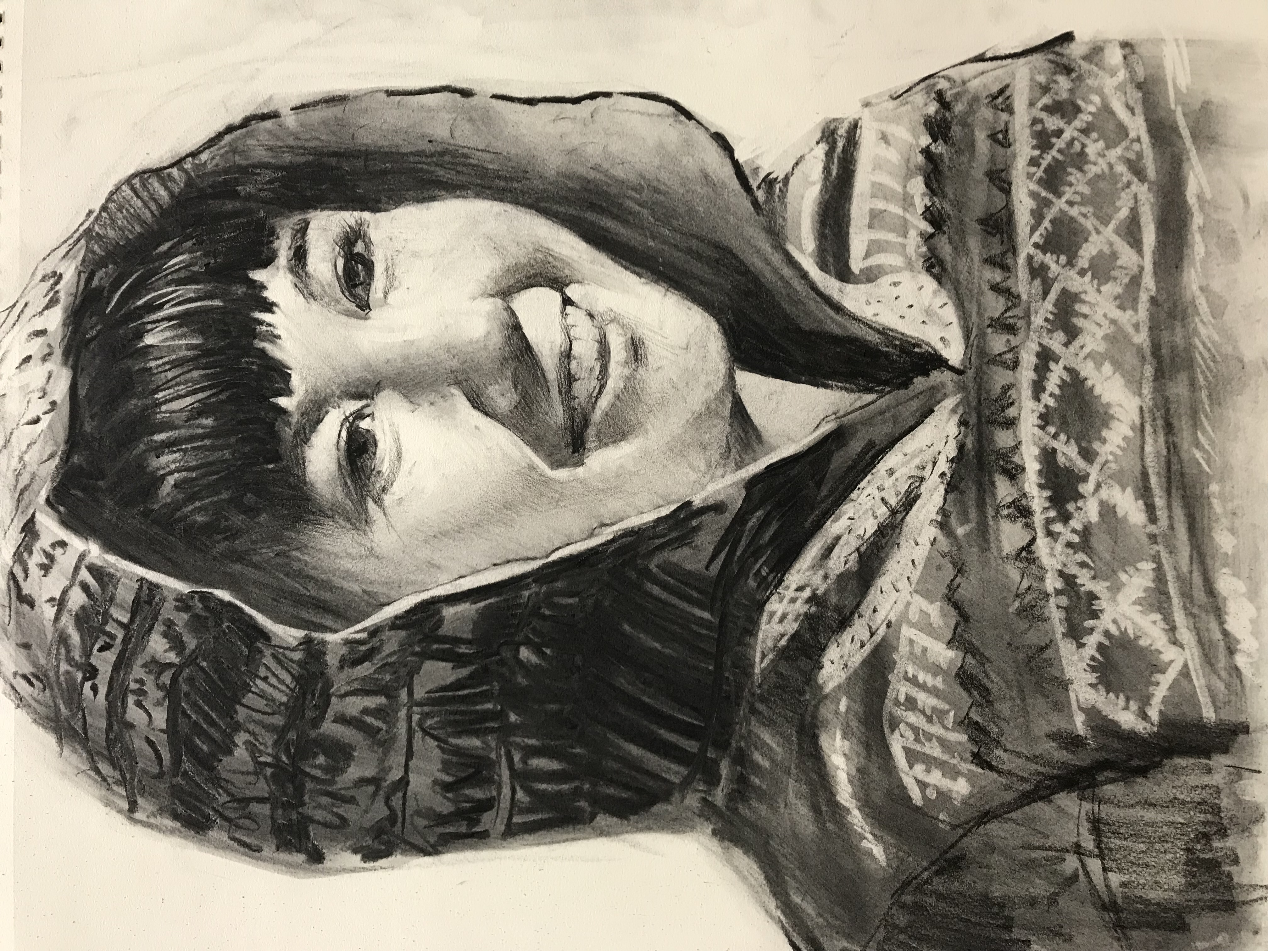 Pencil portrait (1)