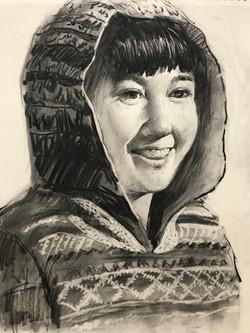 Pencil portrait (1)
