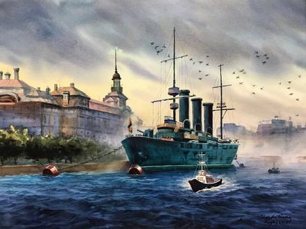 Aphrora, Saint Petersburg, Russia