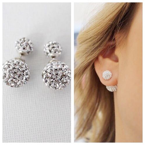 sided earring savijewelry