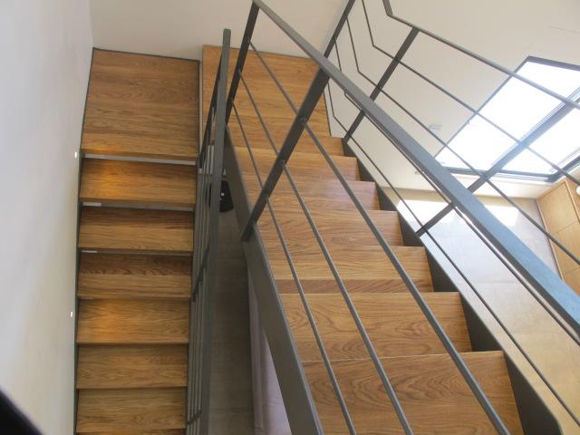מדרגות תלויות