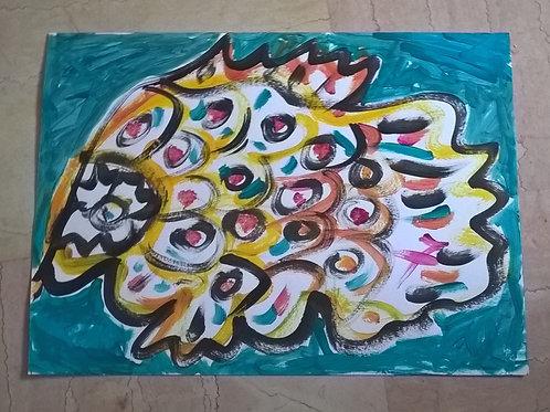 Azur fish