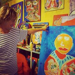 Instagram - Matreushka in my gallery