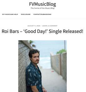 FV Music Blog