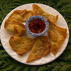 A5 - Deep Fried Wontons