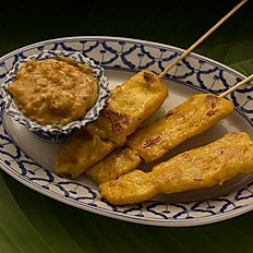 A6 - Chicken Satay