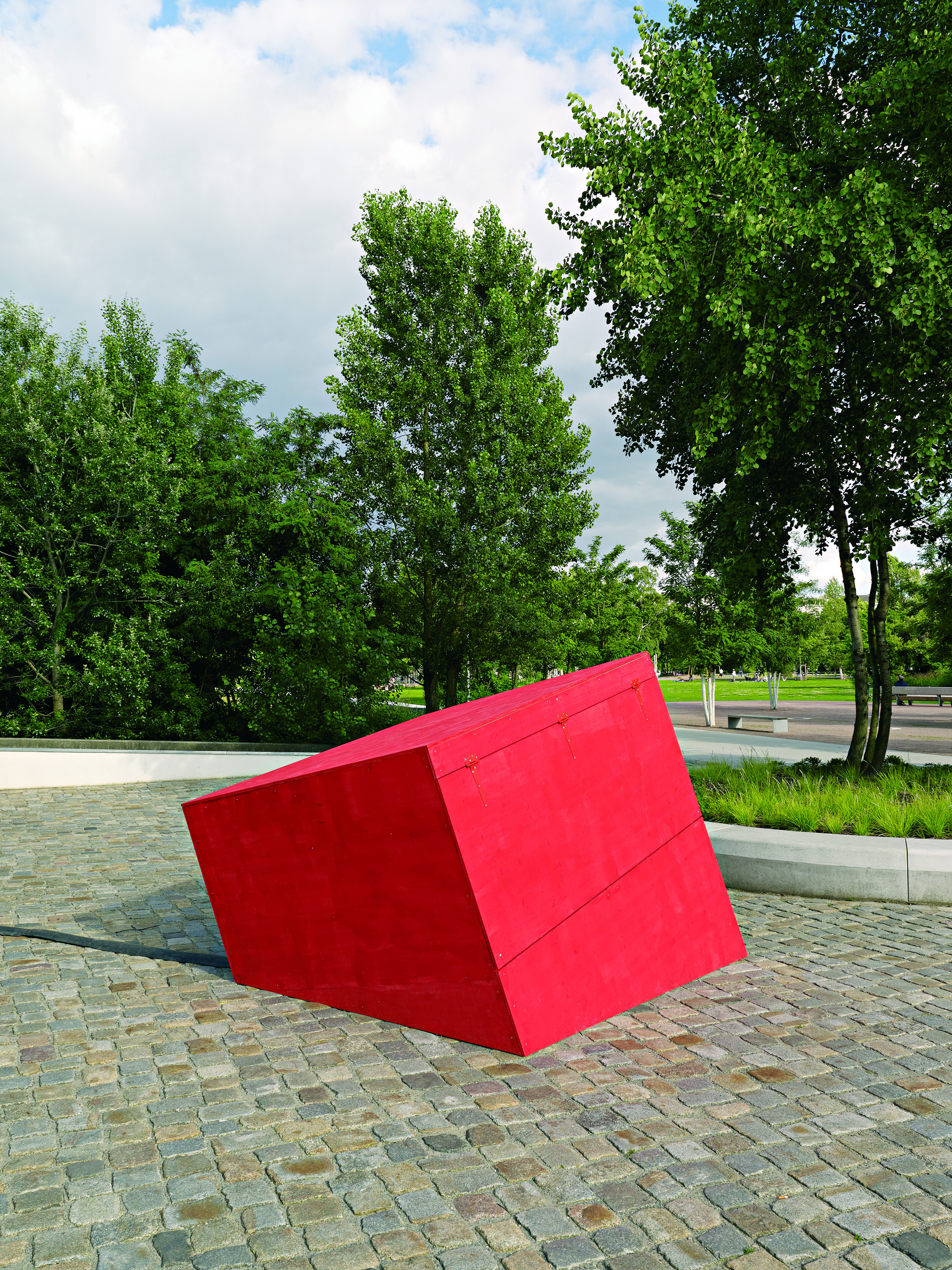 Park am Gleisdreieck_Kultur Kiosk Letzte Tage_Fabiana de Barros Anna Schmid_Foto Michel Bonvin_01