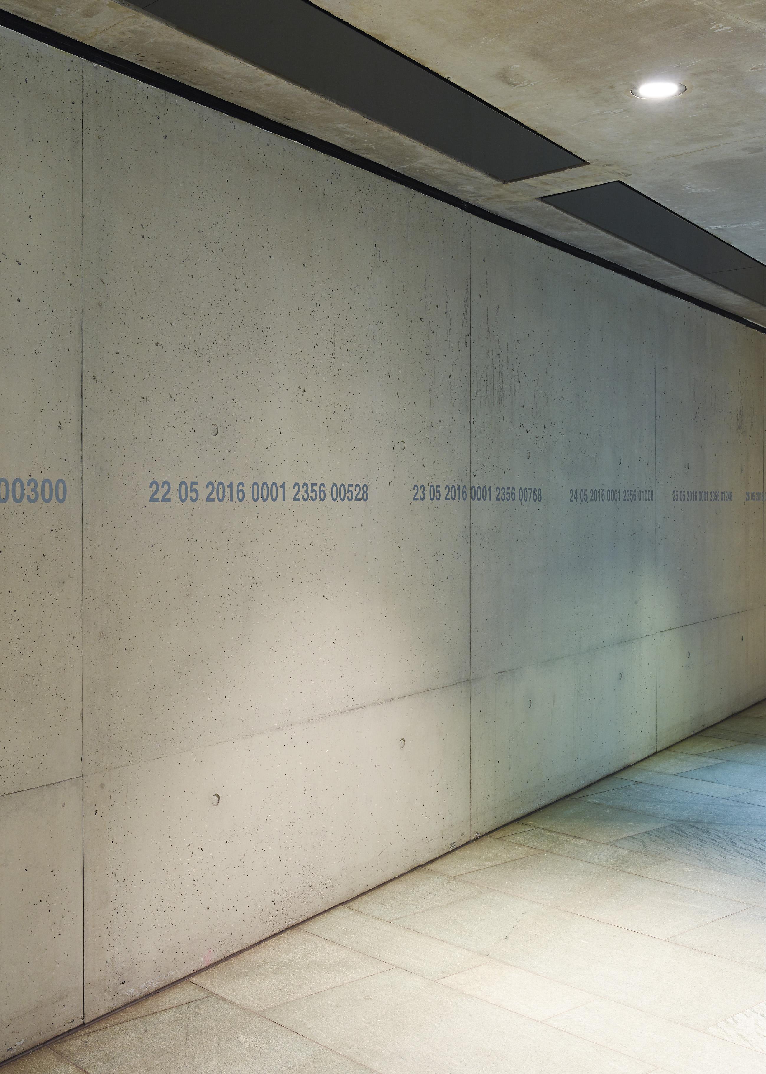 U-Bahnhof Bundestag_Diary_Mio Chareteau_Foto Michel Bonvin