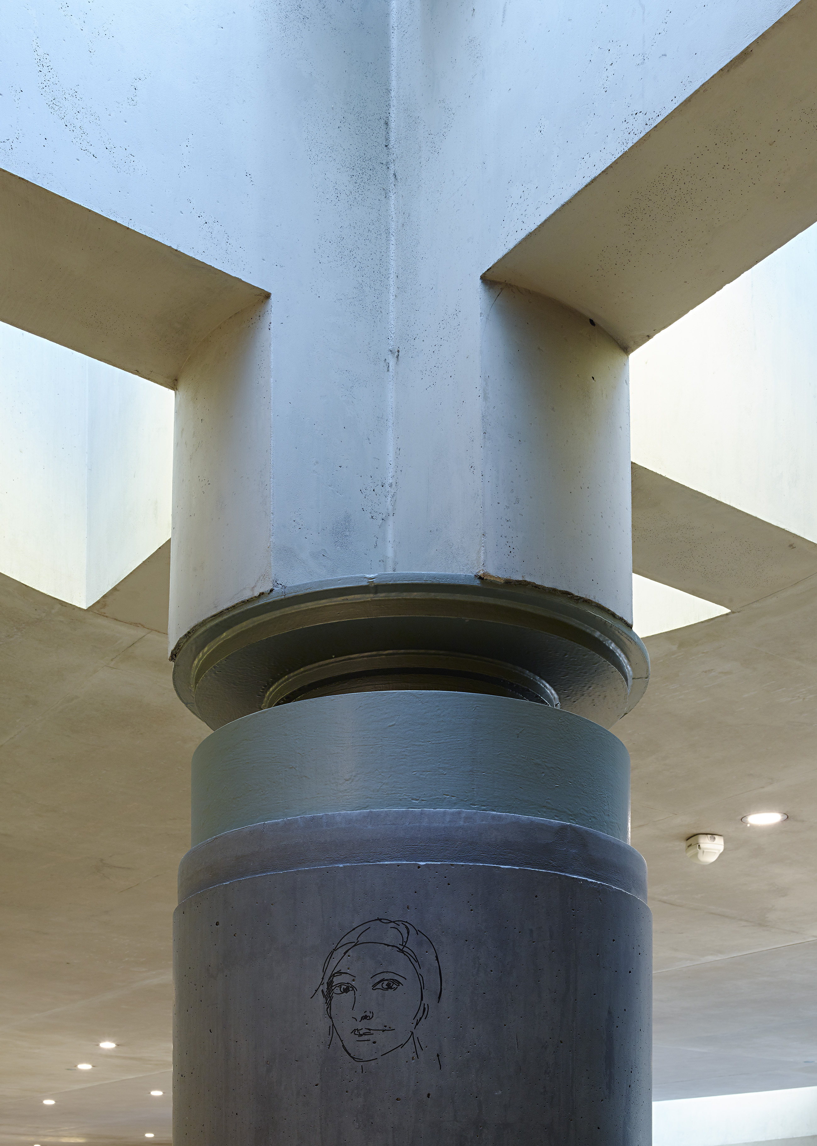 U-Bahnhof Bundestag_Stimmen_Mona Jas_1_Foto Michel Bonvin