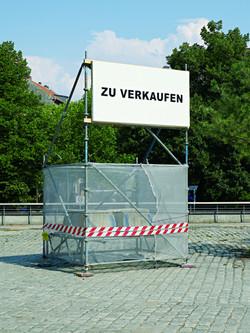 Park am Gleisdreieck_Zu Verkaufen_Jean Scheurer_Foto Michel Bonvin