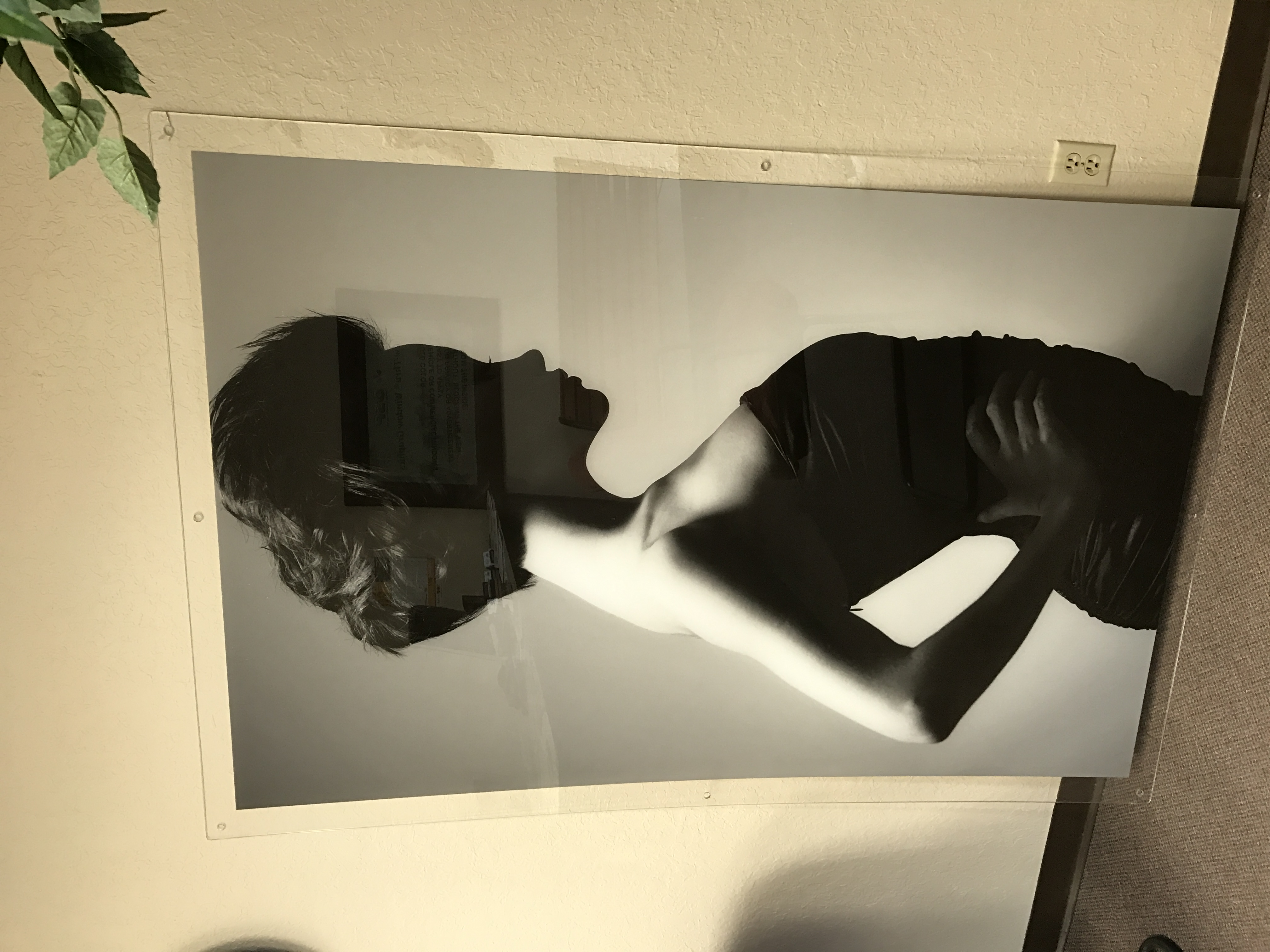 Reverse Print Acrylic