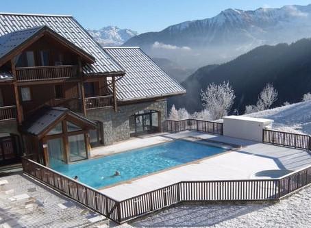 Франция, ски -пасс включен в стоимость тура