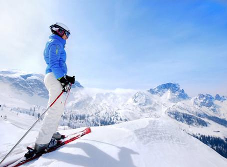 Австрия - лыжи и термы