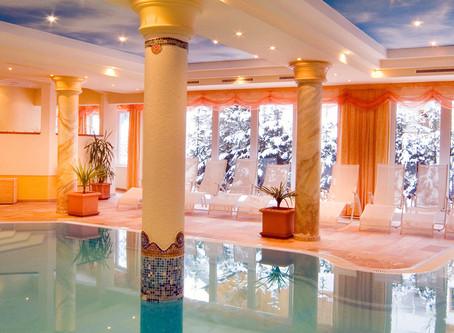 Роскошный отель для семейного отдыха
