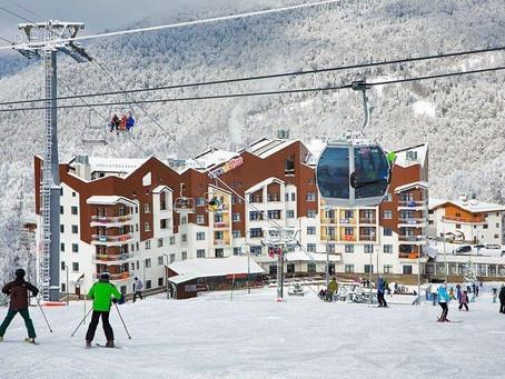 Хочешь катать на Розе Хутор? Выбирай Rosa Ski Inn отель