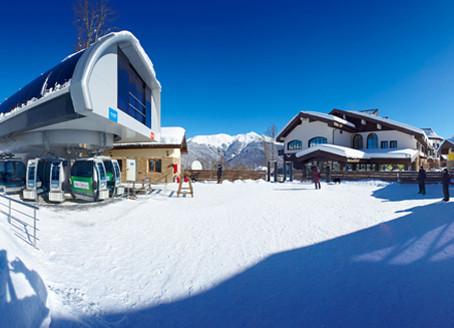 Ski-in/Ski-out в Сочи