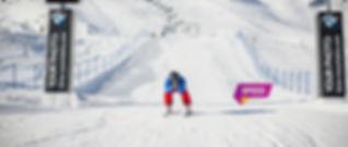 лыжи горы зельден