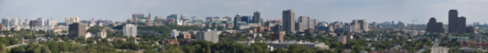 City of Ottawa Skyline