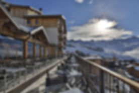 Koh-I-Nor Chalet Des Neiges Residence 5*, Валь Торанс