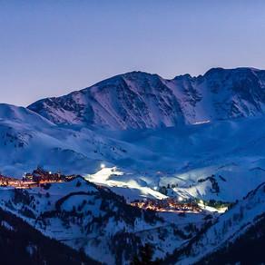Arc 1950 Le Village, отличный сервис + ski in /ski out