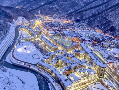 Апартаменты на курорте Красная Поляна для больших компаний