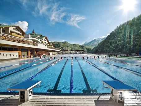 Отели с подогреваемыми бассейнами на горнолыжных курортах