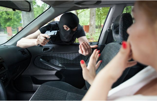 Dicas de segurança - Assaltos e sequestros