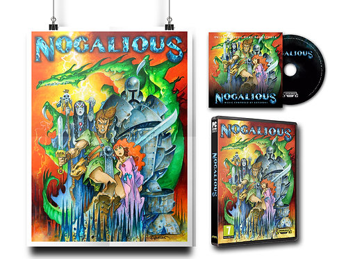Nogalious 2K (PC Version)