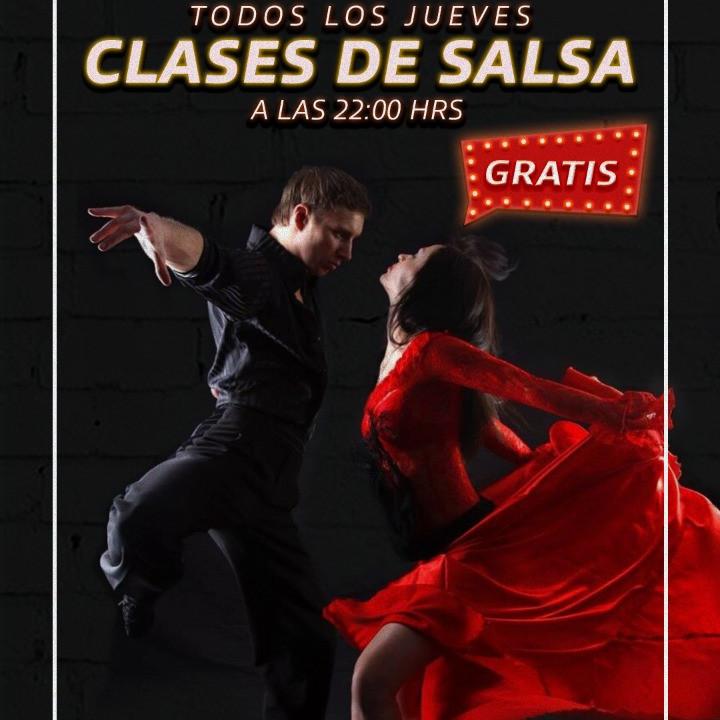 Clases de Baila (Salsa)