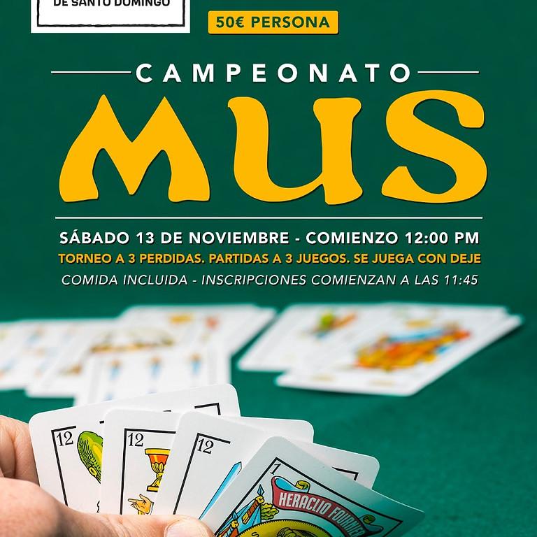 Campeonato de Mus