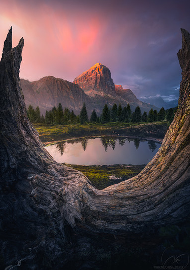 Apline treasure / Dolomites