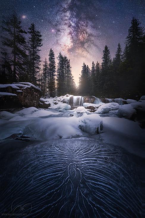 Frozen mind  / Dolomites