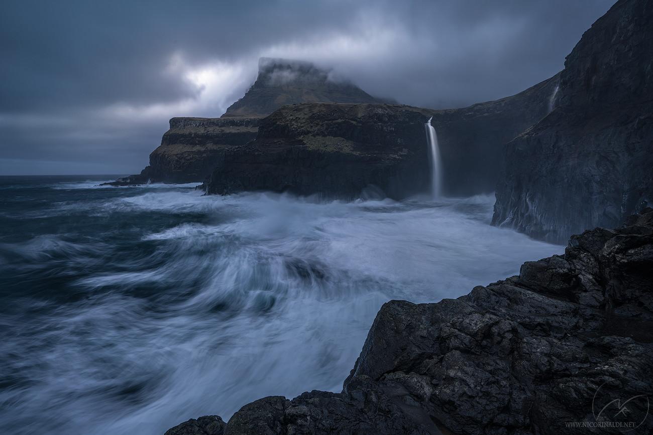 impetuous elements / Faroe islands