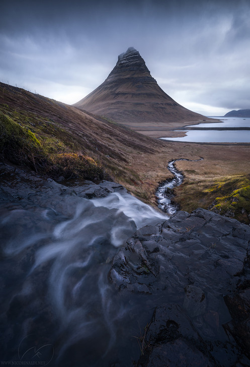The rise of darkness / Kirkjufell