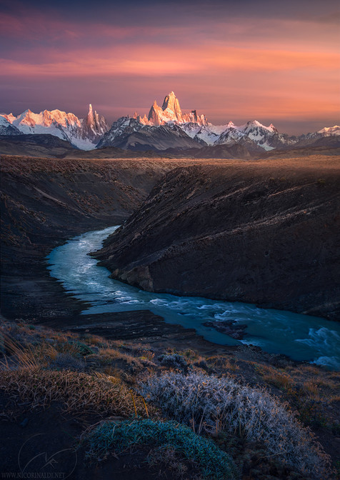 Infinite dream / Fitz Roy