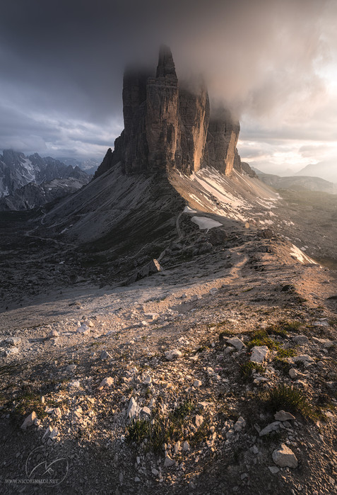 Wake up / Dolomites