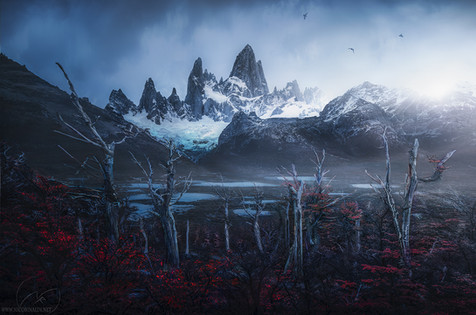 Deep in the soul / Patagonia