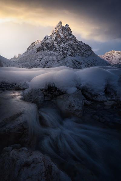 Winter kingdom / Dolomiti / Dolomites