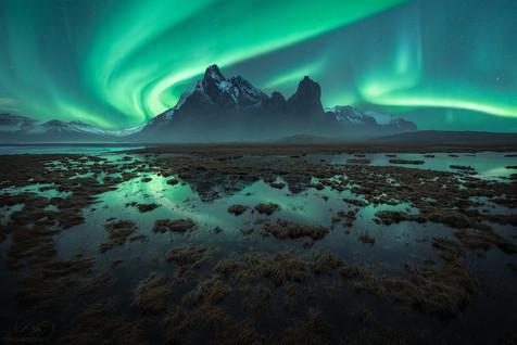 Aurora Empire _ Iceland northern lights