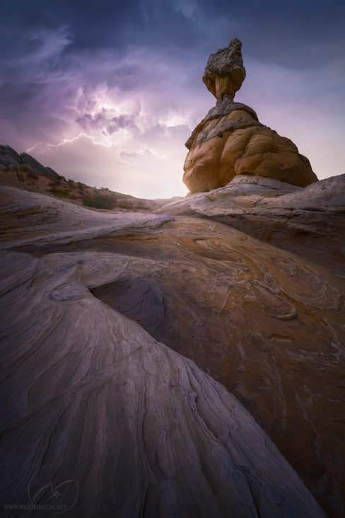 Stormy pocket / Arizona