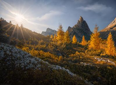 Magilca Autumn / Dolomites