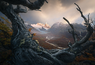 Dreamy Valley / Cerro Torre Patagonia