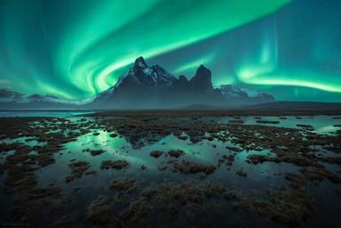 Aurora Empire / Iceland northern lights