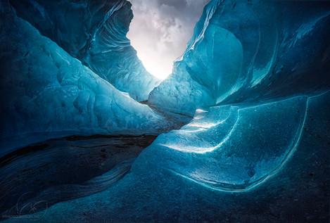 Primordial cave