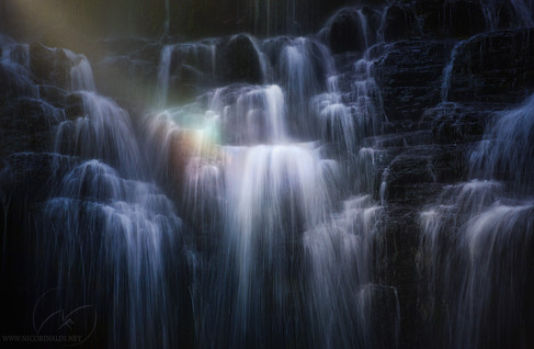 Dancing in the light / Proxy falls