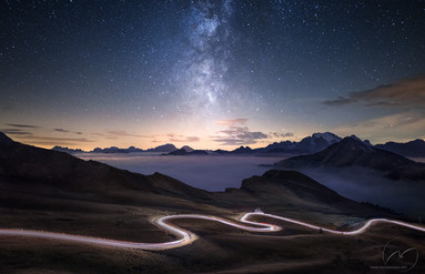 Your way in a dream  / Dolomiti