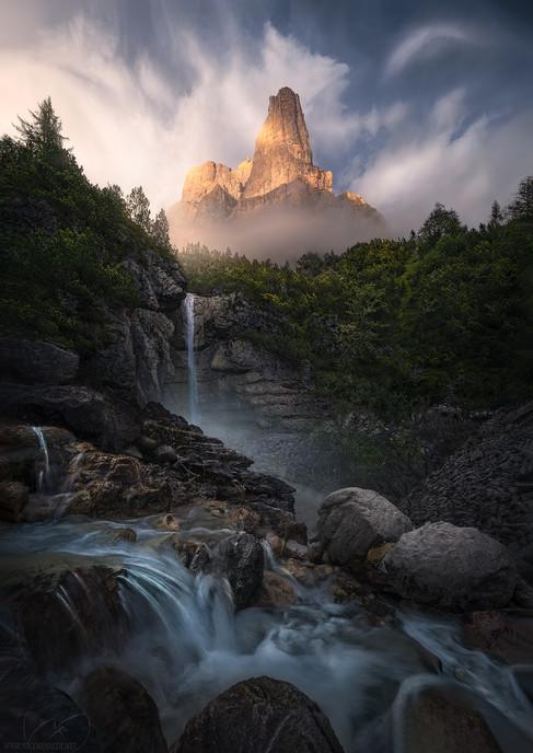 Surce of dreams / Dolomites
